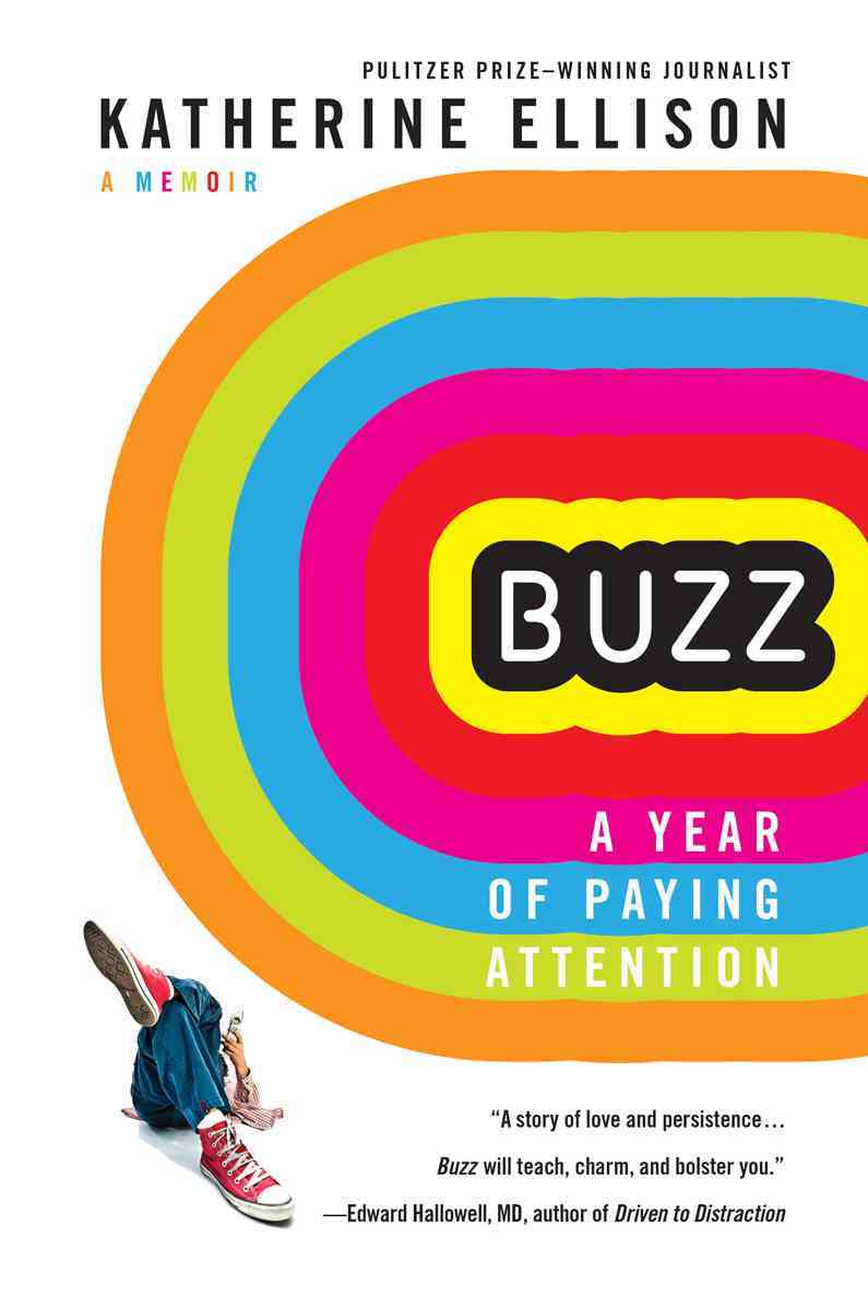 Buzz By Ellison, Katherine